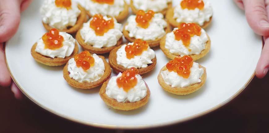 Caviar & Roe