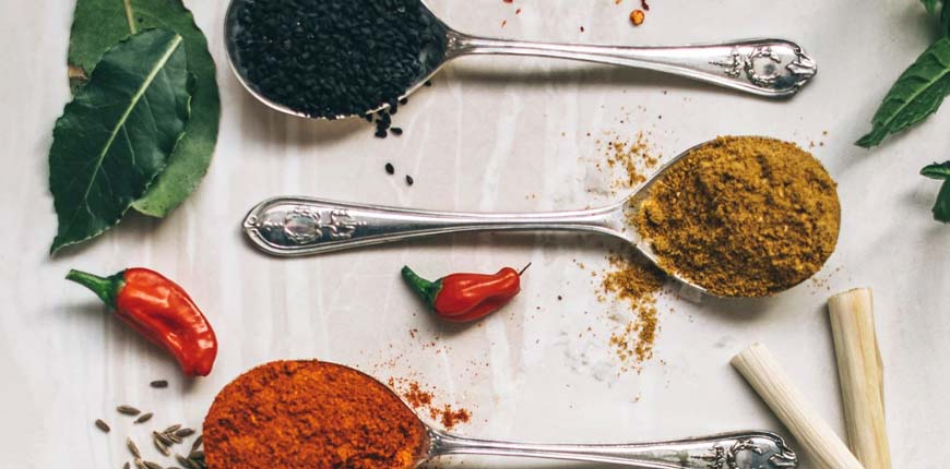 Spices, Sauces, Dressings & Condiments