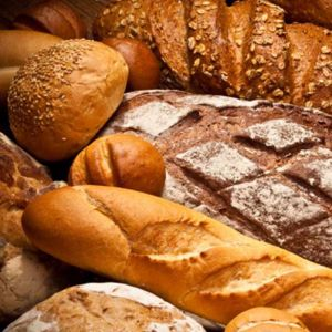 Selection of Fresh Baked Breads