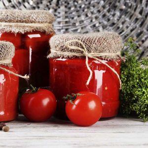 Tomato Paste Paste